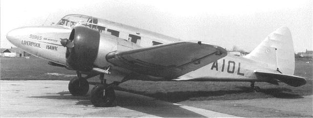 חסר מאפיין alt לתמונה הזו; שם הקובץ הוא UK2-PK257-Airspeed-Oxford-1947-to-G-AIOL-Consul-Speke-PGreenCollMS.jpg